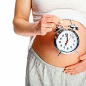 36 Тиждень вагітності: сутички