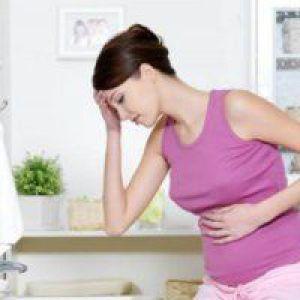 38 Тиждень вагітності: болить живіт