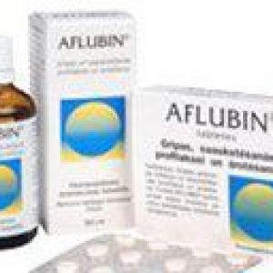 Афлубін при вагітності