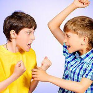 Агресивна поведінка у дітей