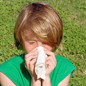 Алергічний кашель у дитини