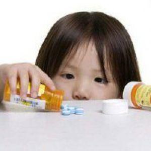 Антибіотики дітям