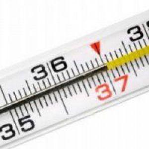 Вагітність 36 тижнів: температура 37