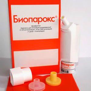 Біопарокс при вагітності: особливості застосування препарату