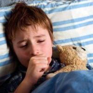 Бронхіт у дітей - симптоми