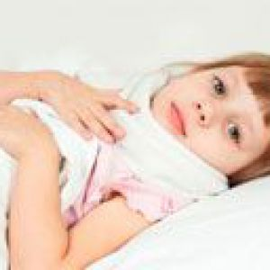 Часто хворіють діти