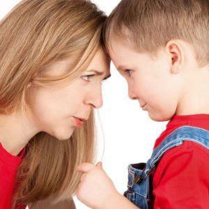 Що робити, якщо дитина часто свариться?