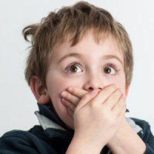 Що робити, якщо дитина боїться?