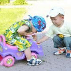 Що таке дружба для дітей?