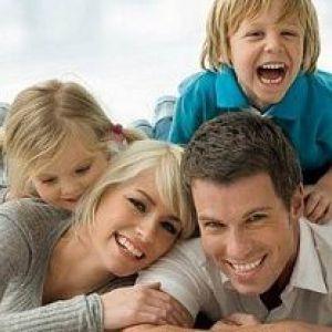 Діти і відносини в родині