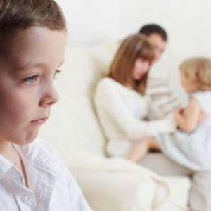 Дитяча ревнощі шукає будь-який привід, щоб вирватися назовні