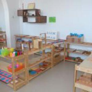 Дитячий садок монтессорі