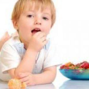 Дієта для схуднення для дітей