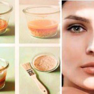 Домашні маски для живлення шкіри змішаного типу