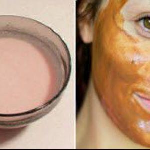 Домашні маски для живлення шкіри, що в`яне