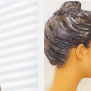 Домашні маски з масел для зміцнення і зростання волосся