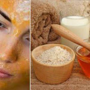 Домашні медові маски для омолодження та очищення обличчя