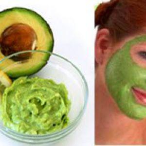 Домашня маска з авокадо від зморшок. Підтягнуте і чисте обличчя
