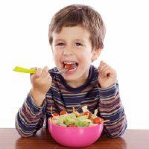 Щоденна норма калорій для дитини 12 років