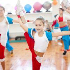 Фізичний розвиток дитини 13 років