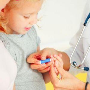 Гемоглобін у дітей
