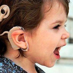 Глухі діти