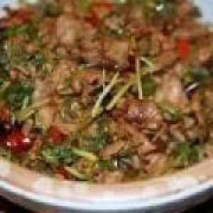 Яловичина, тушкована з овочами (від 3 до 7 років)