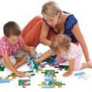 Ігри на увагу для дітей