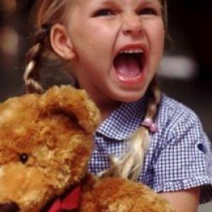 Істерика у дитини