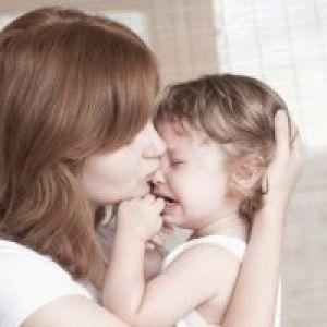 Істерики в однорічної дитини: як з ними впоратися?