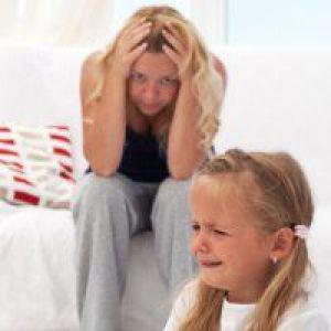 Істерики у дитини 9 років: як з ними боротися?