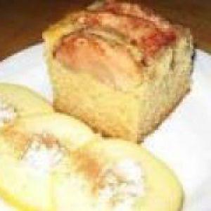 Яблучний кекс (до 1 року)