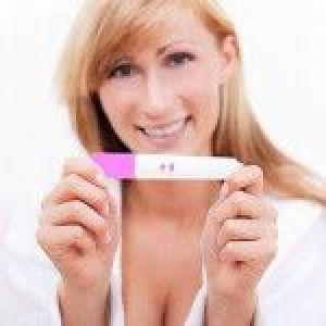 Як діють правдиві тести на вагітність. Види тестів на вагітність