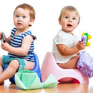 Як і коли привчати до горщика дитини - основні питання мам дітей до 2х років