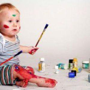 Як грати з однорічною дитиною?
