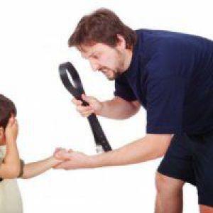 Як карати дитину 8 років, щоб не втратити його довіри?