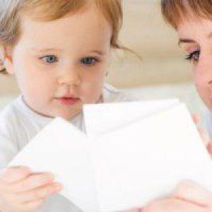 Як навчити однорічну дитину говорити?