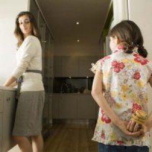 Як навчити дитину не брехати