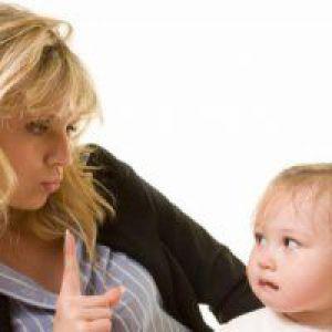 Як навчити дитину слухатися батьків?