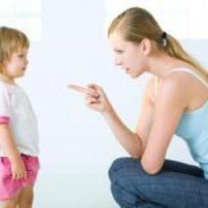Як не кричати на дитину