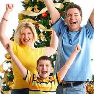 Як відзначити новий 2016 рік з дітьми