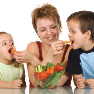 Як підняти імунітет дитині