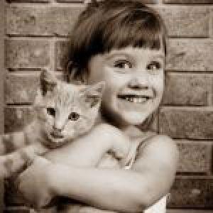 Як правильно вибрати кішку в сім`ю з дітьми