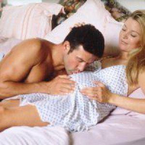 Як при вагітності займатися сексом?