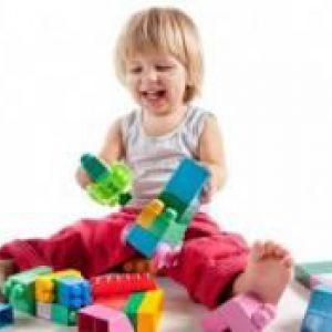 Як привчити дитину грати самостійно