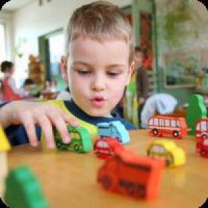Як привчити дитину до дитячого садка