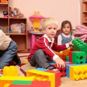 Як дитини привчити до садочка
