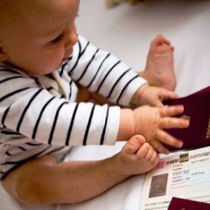 Як вписати дитину в паспорт