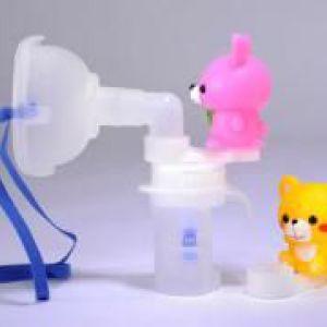Як вибрати небулайзер для дітей?
