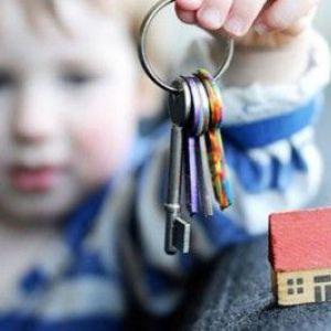 Як виписати дитину з квартири